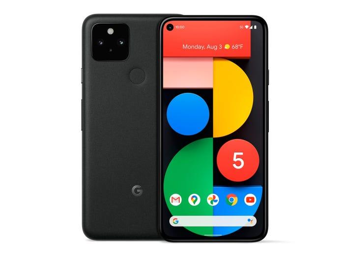 Cum arată noile telefoane Pixel 5 și Pixel 4a 5G de la Google