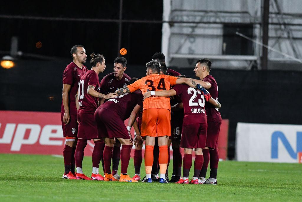 ȚSKA Sofia - CFR Cluj 0-2. Clujenii au început în forță al doilea sezon consecutiv în grupele Ligii Europa