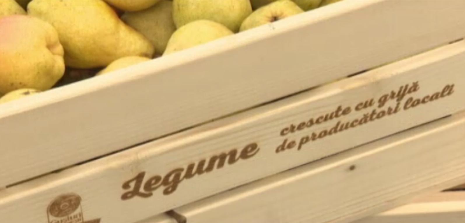 (P) Producătorii locali din programul Gusturi româneşti de la Gospodari Mega Image, productivi la capacitate maximă
