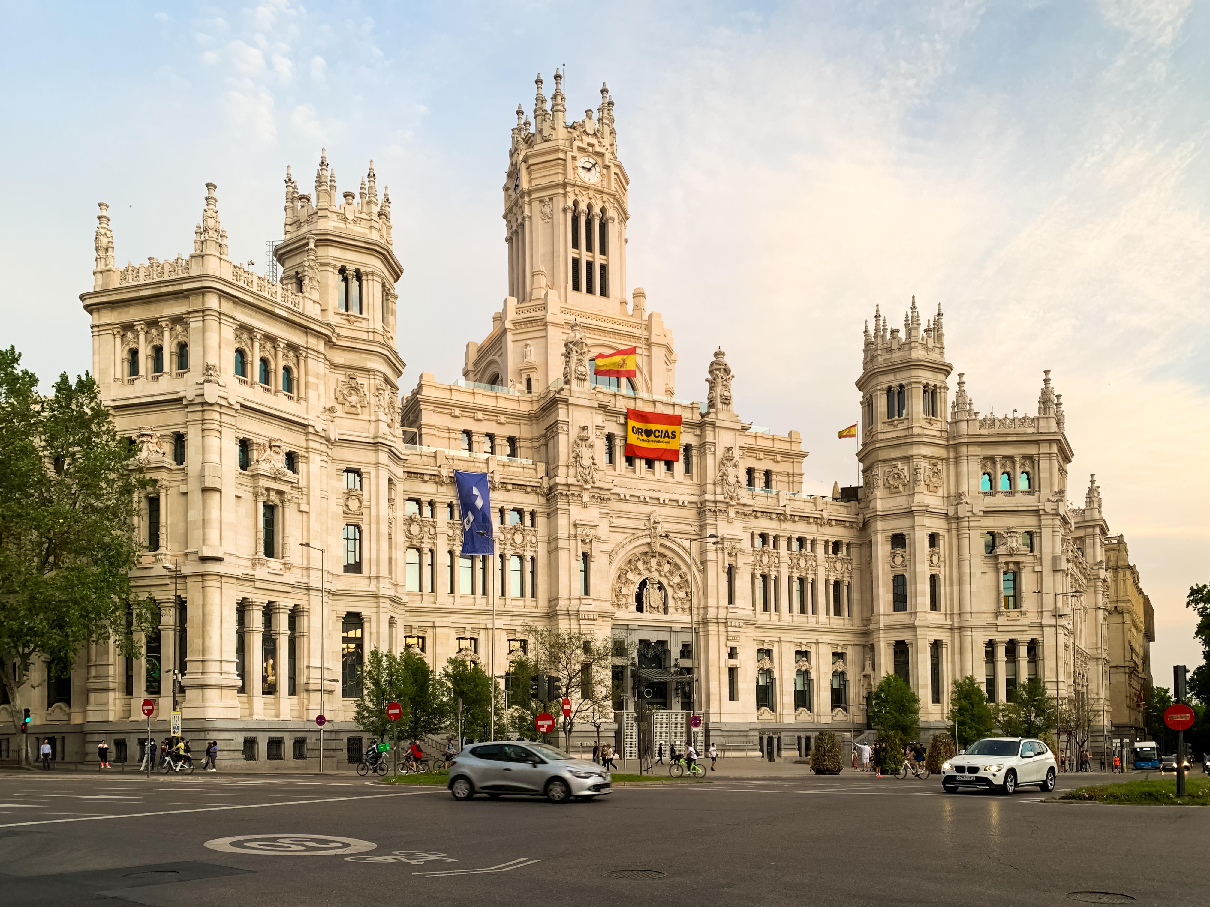 Madridul intră din nou în carantină. Locuitorii nu mai au voie să părăsească orașul