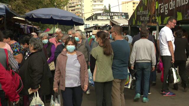 Cum s-au adaptat piețele din București și din țară pentru a rămâne deschise de luni