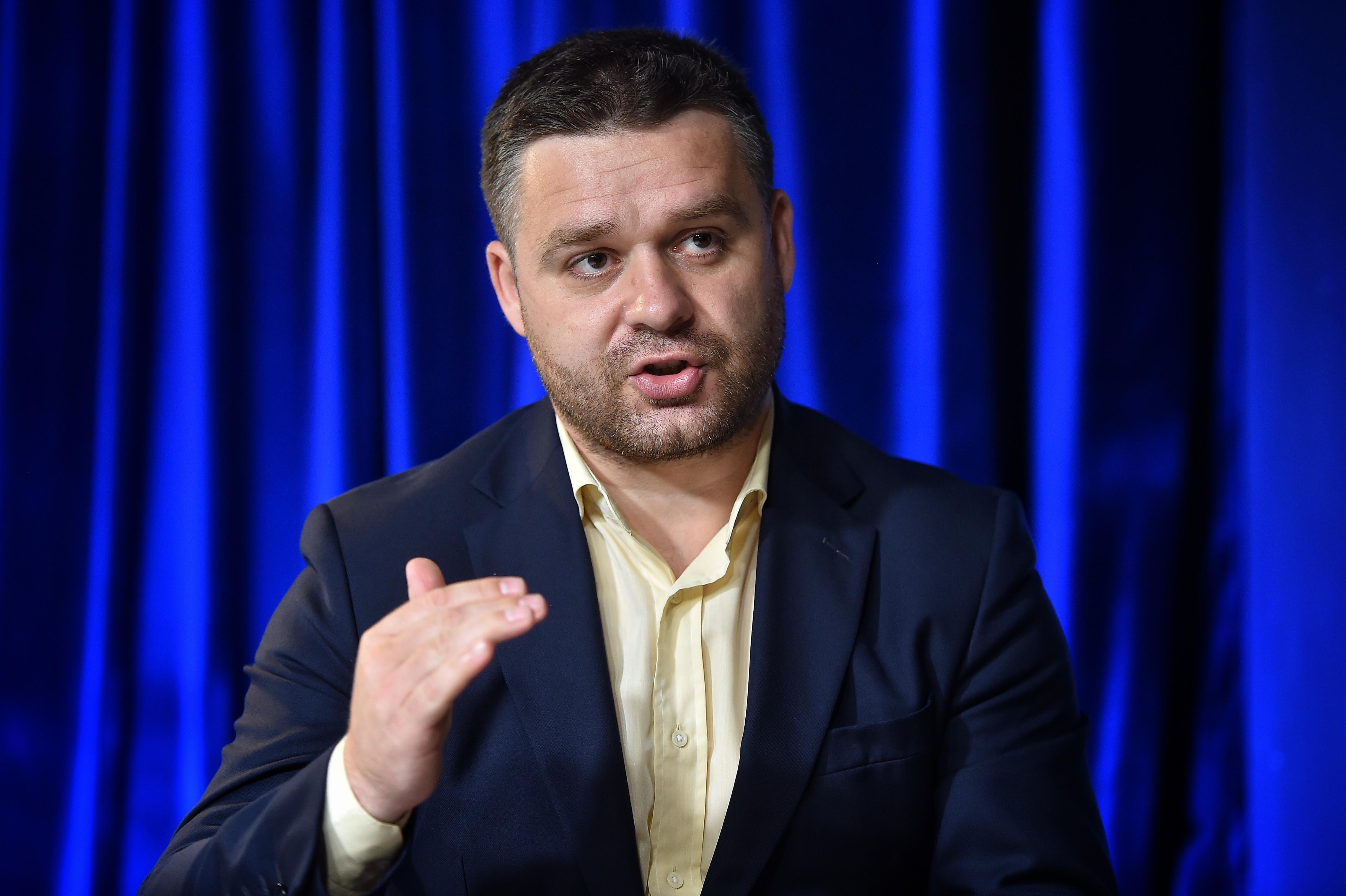 """Primarul Sectorului 6, Ciprian Ciucu, infectat cu coronavirus: """"Faptul că am fost vaccinat m-a ajutat enorm"""""""