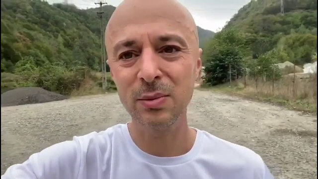 Maratonistul Andrei Roșu a alergat peste 100 de km pentru a atrage atenția asupra defrișărilor ilegale