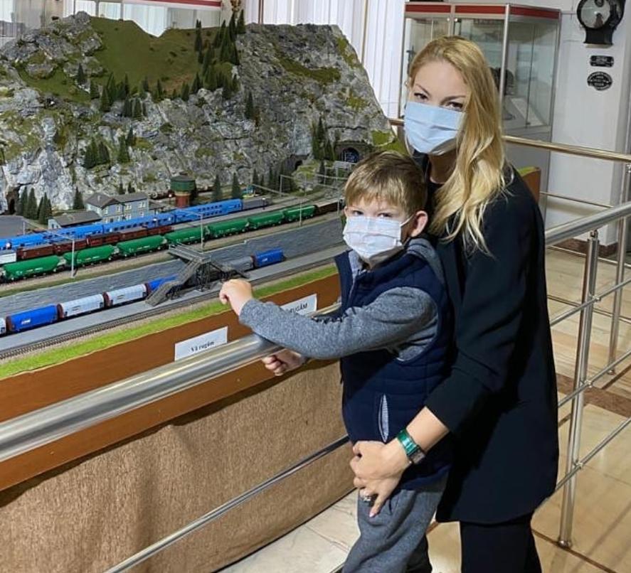 Fiul Valentinei Pelinel și al lui Cristi Borcea a crescut mare! Ce pasiuni are Milan