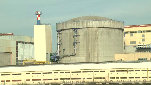 Incident la centrala nucleară de la Cernavodă. Un muncitor a fost dus la spital