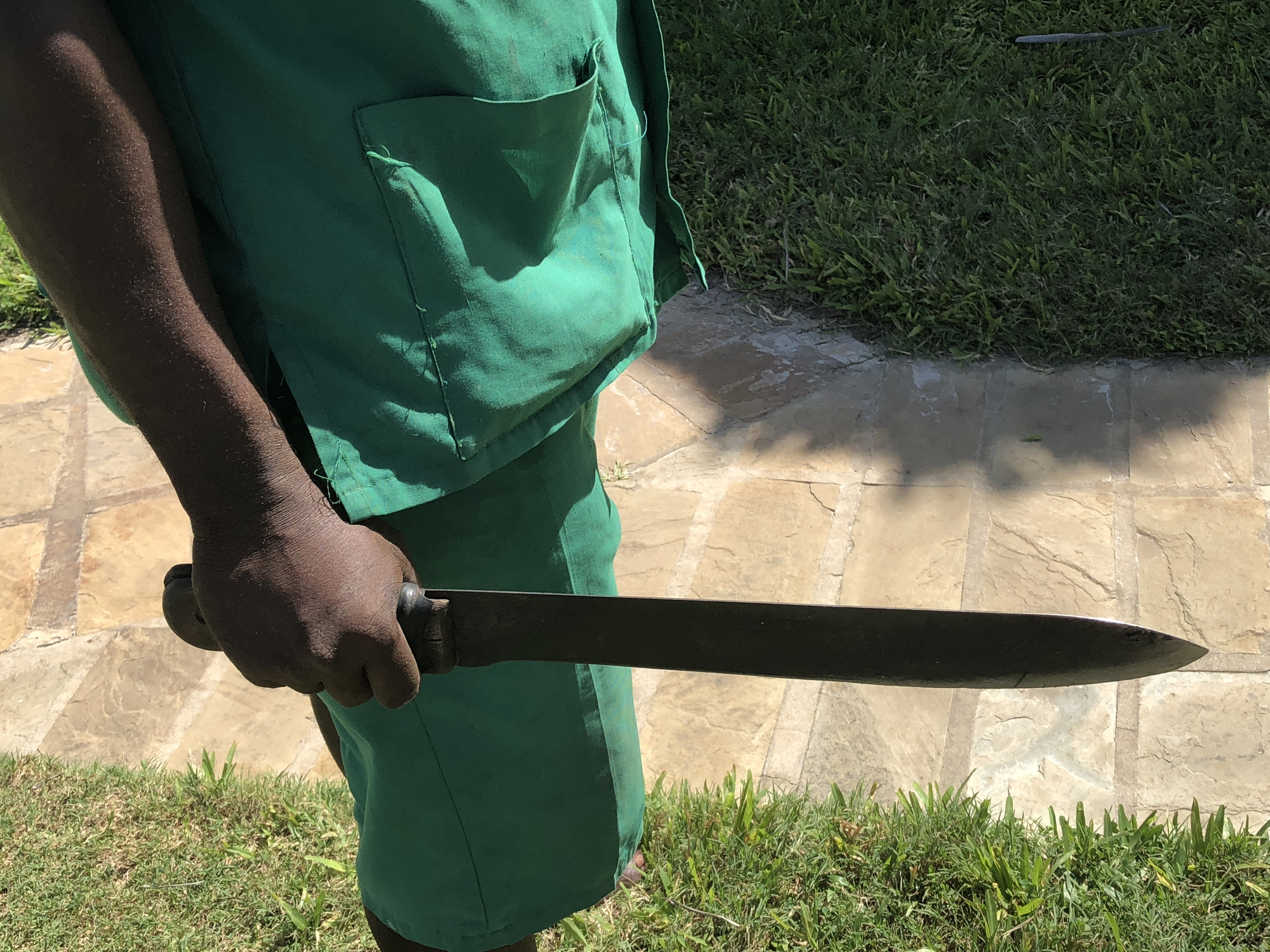 Un bărbat și-a decapitat soția și s-a dus la secția de poliție cu capul femeii în mână. Ce a urmat. VIDEO