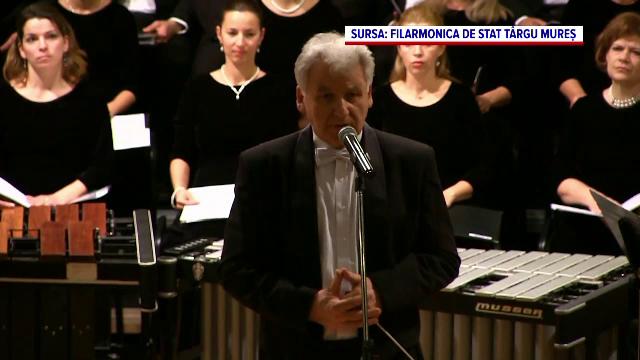 Doliu la Filarmonica de Stat din Târgu Mureș, după ce directorul a murit, în urma infecției cu Covid-19. Ce spun medicii