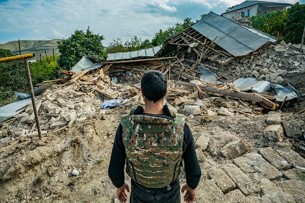 Conflictul din Nagorno-Karabah. Luptele continuă, iar armistițiul nu este respectat