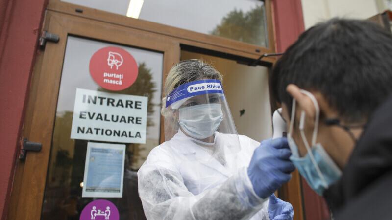 Județul care a atins un număr record de copii infectați cu COVID-19 într-un interval de 24h