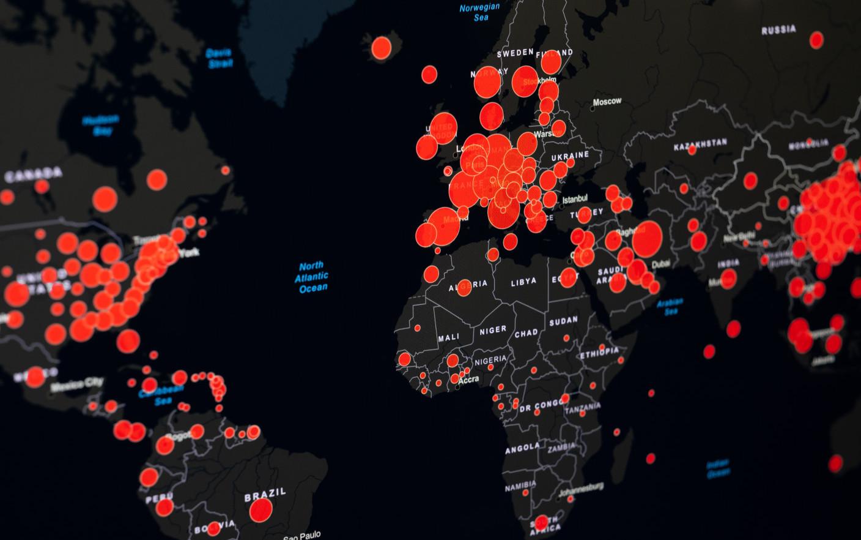 Studiu. Pandemia de COVID-19 va costa SUA 16.000 miliarde $, adică 90% din PIB-ul anual