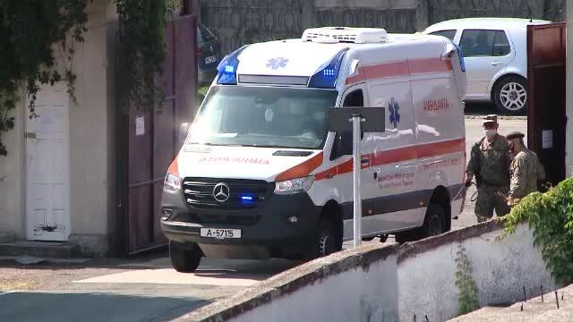 Situație dramatică în Oltenia. Bolnavii de Covid-19 în stare gravă nu au loc la ATI