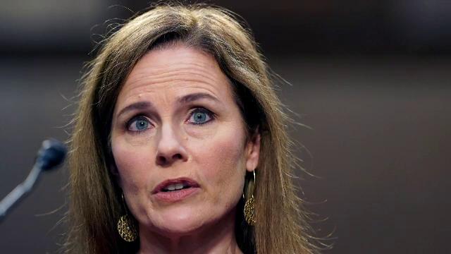 Amy Coney Barrett nu i-a convins pe senatori că își va separa convingerile religioase de deciziile juridice