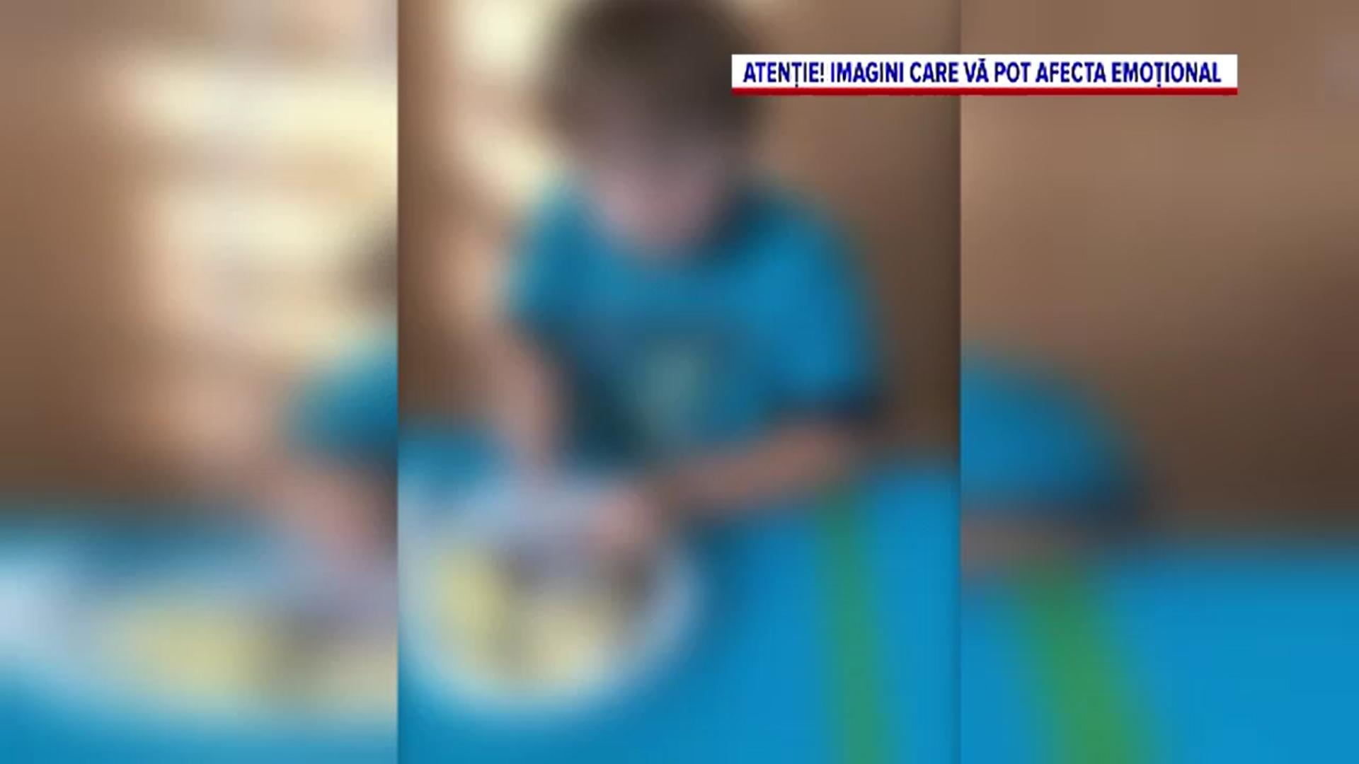 O educatoare din Fetești s-a filmat lovind un copil. A cerut pensionarea după apariția imaginilor