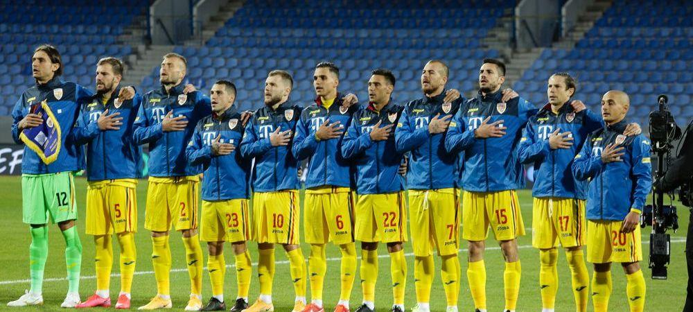 România va debuta în preliminariile CM 2022 acasă cu Macedonia de Nord. Programul complet al Grupei J