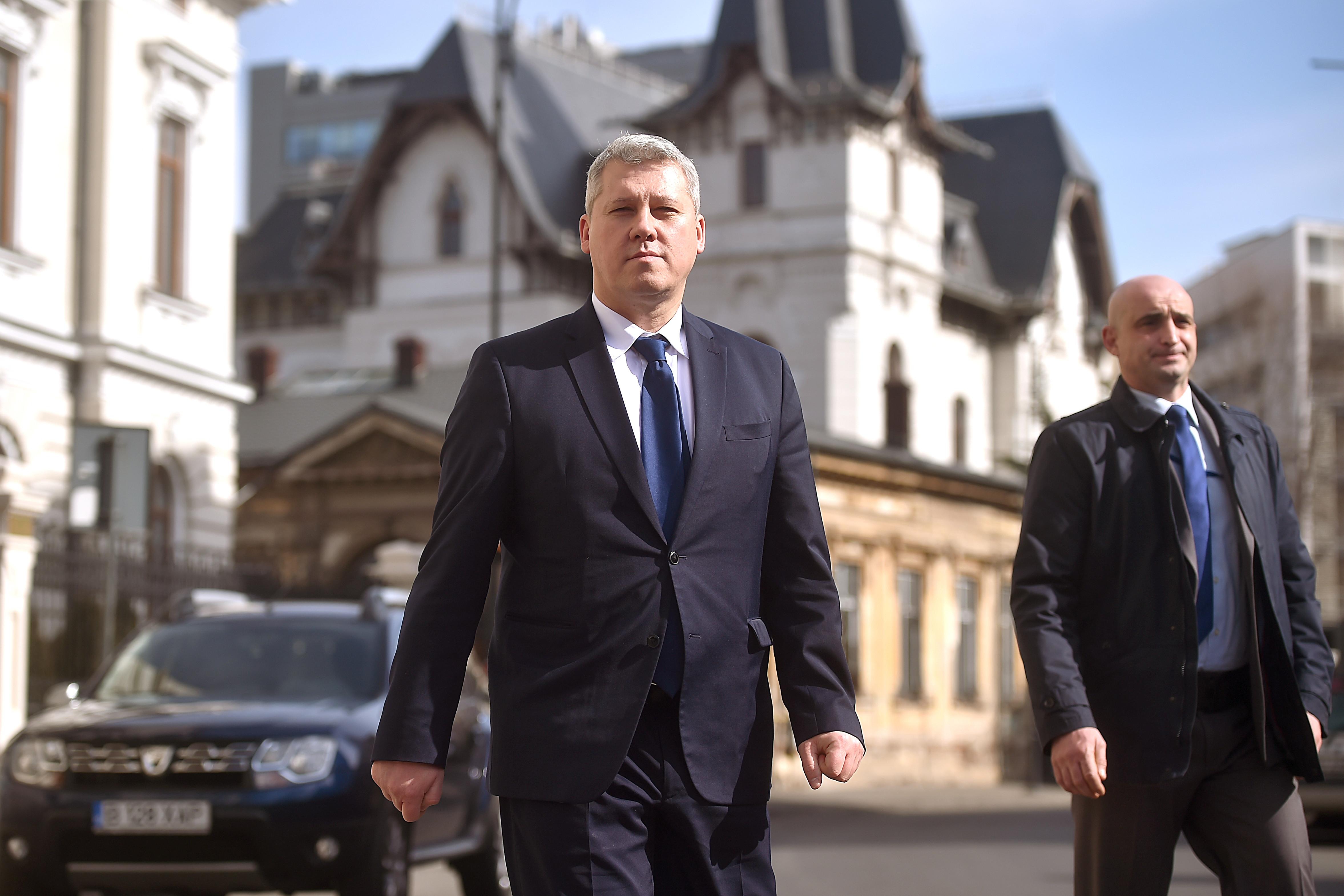 Ministrul Predoiu a discutat cu ambasadorii statelor UE despre justiție și Parchetul European