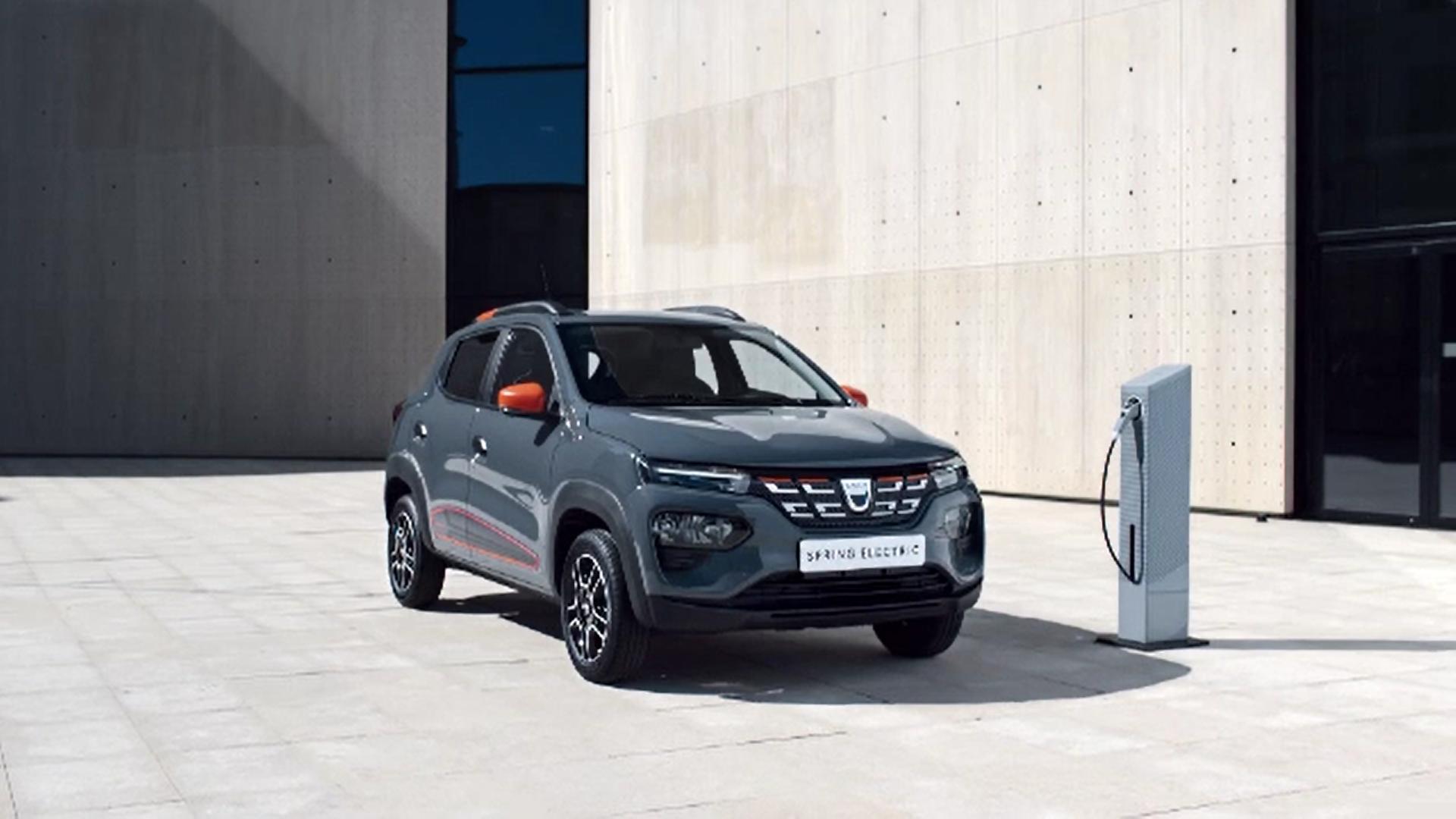 Prima Dacia electrică a fost prezentată la Paris. Cât va costa și ce autonomie are
