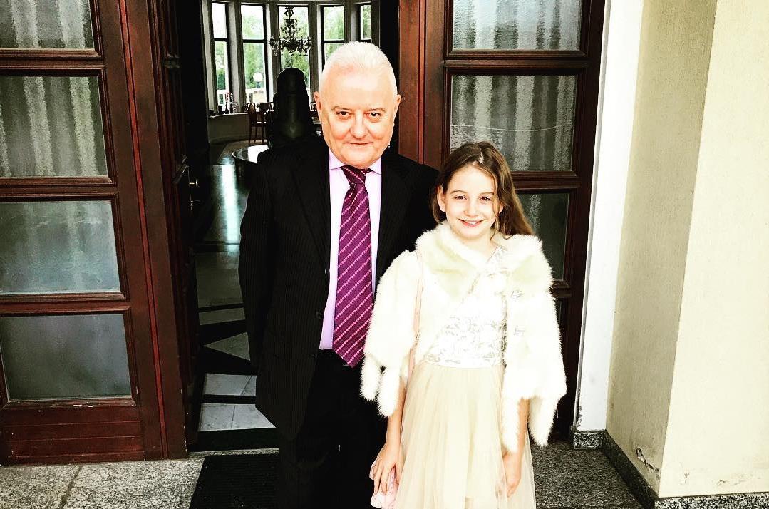 Irinel Columbeanu duce dorul fiicei lui! Irina stă de 2 ani în SUA, cu mama ei. FOTO