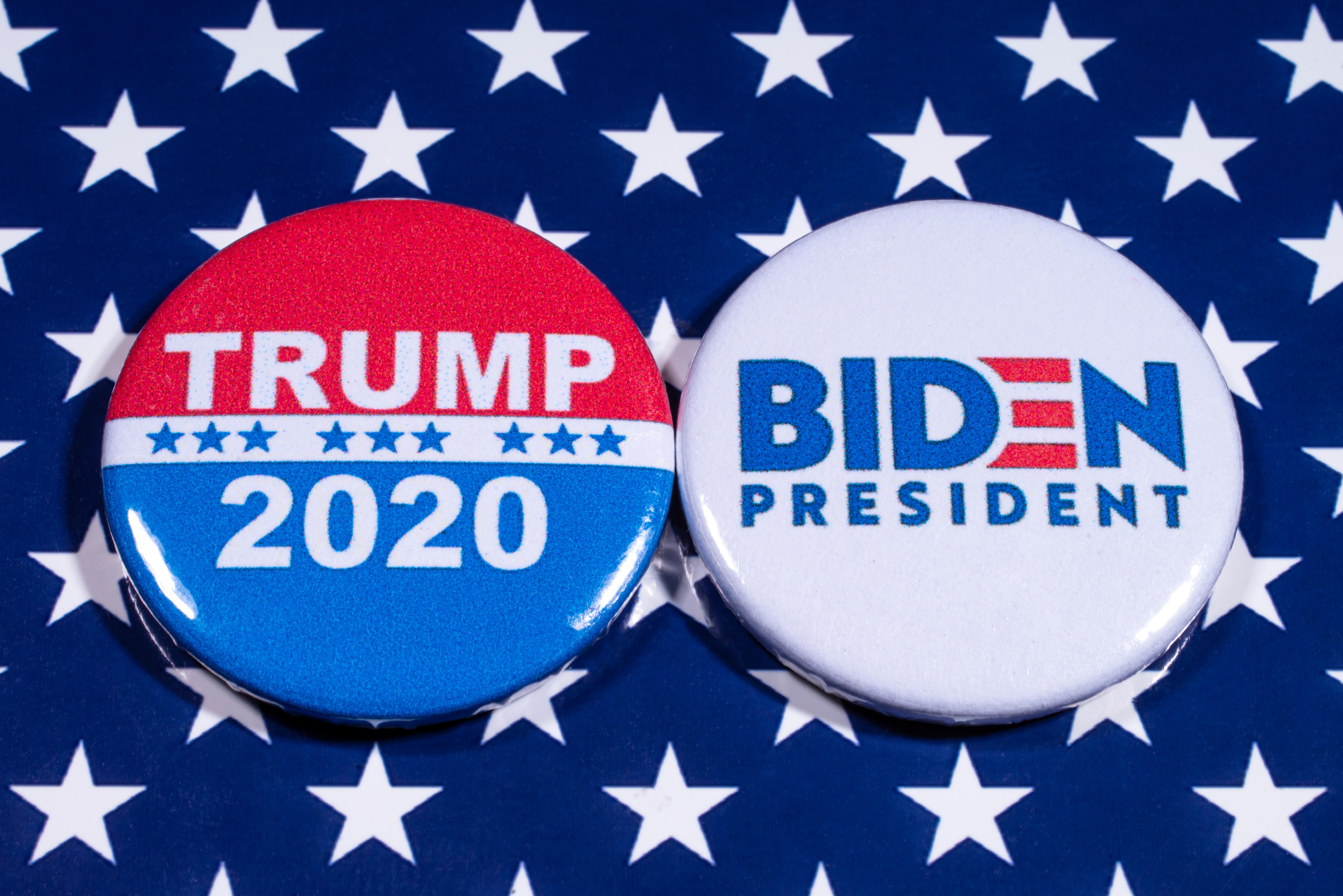 Joe Biden îl devansează pe Donald Trump în sondaje, cu două săptămâni înainte de alegerile prezidențiale