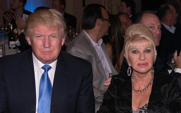 """Fosta soție a lui Donald Trump, Ivana, îl acuză că nu știe să piardă. """"Nu cred că are de ales"""""""