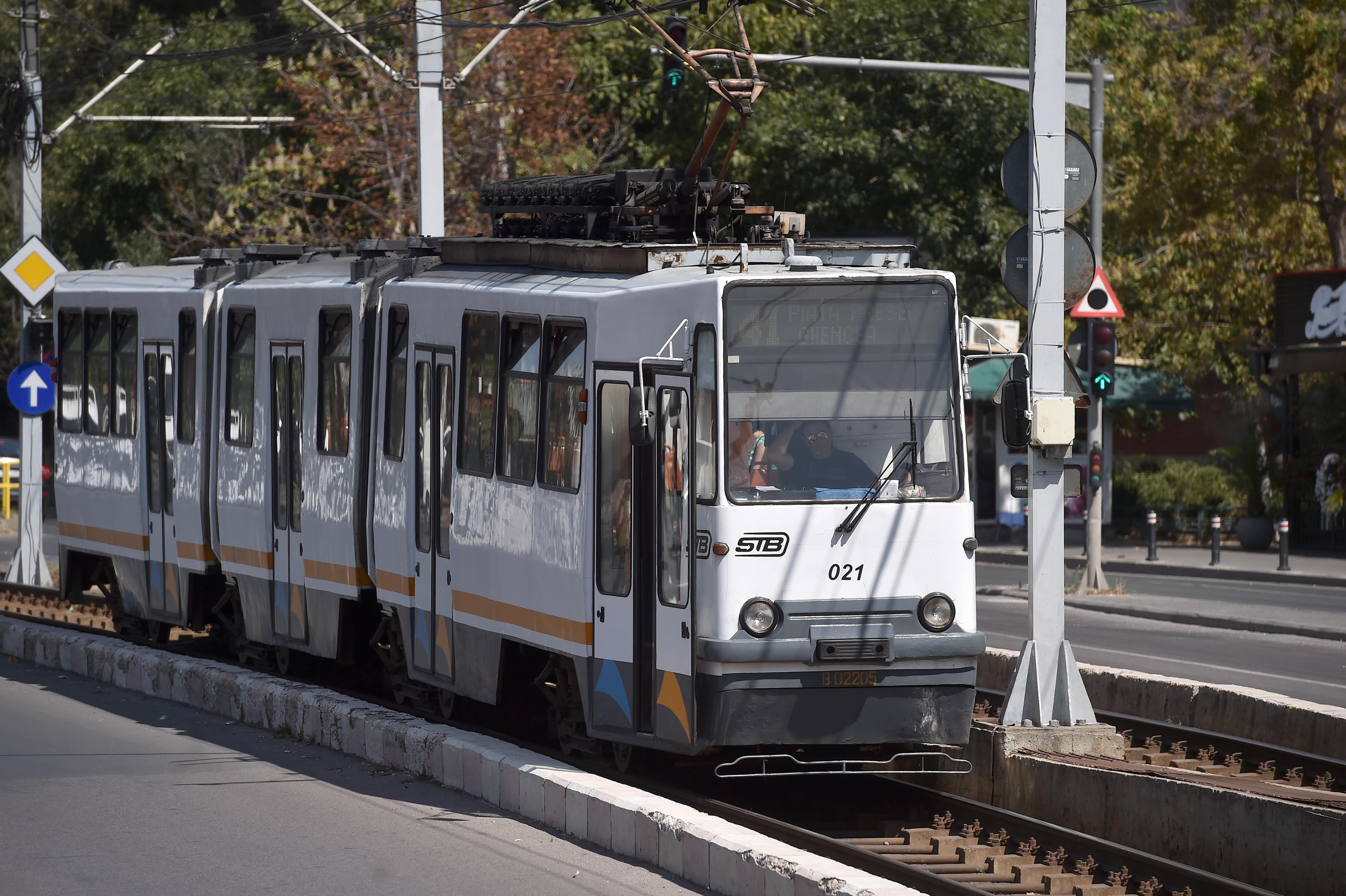 Tramvaiul 41 îşi reia traseul normal între Ghencea şi Casa Presei Libere