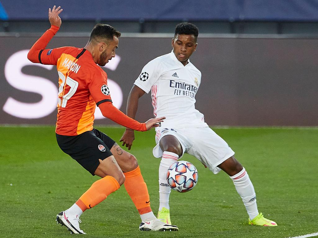 Victorie istorică în Liga Campionilor. Real Madrid- Șahtior Donețk 2-3