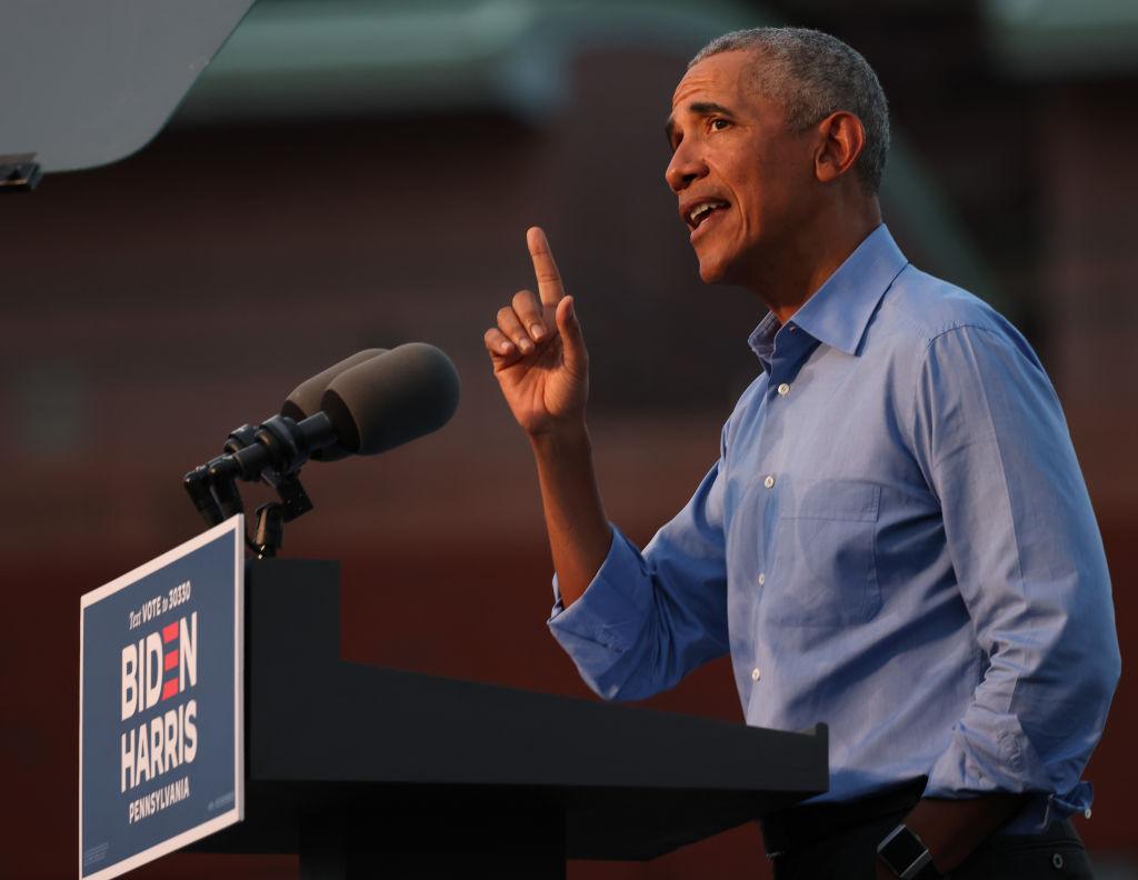 Joe Biden l-ar putea numi pe Barack Obama ambasador în Marea Britanie