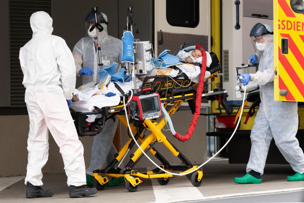 Record absolut în Germania: Peste 11.000 de cazuri de COVID-19 în ultimele 24 de ore