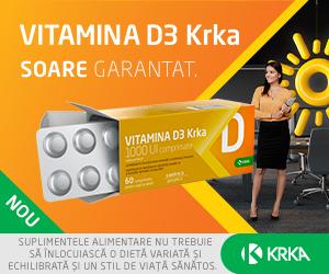 (P) Vitamina D, vitamina soarelui