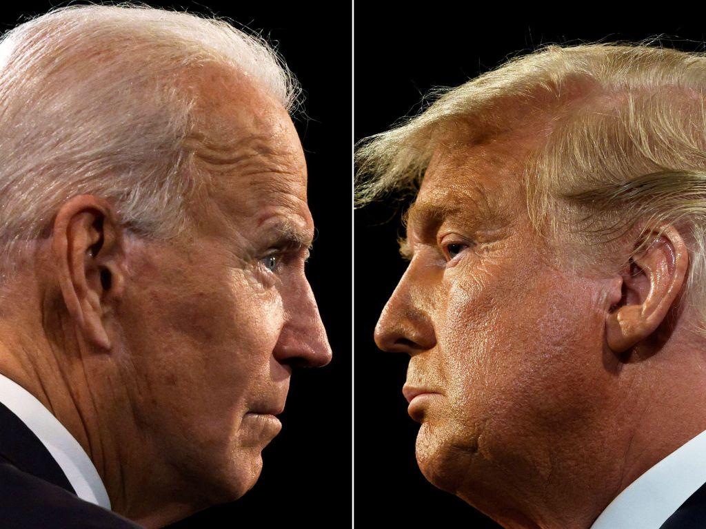Alegeri prezidențiale SUA 2020. Cine conduce în sondaje. Diferențe de până la 11%