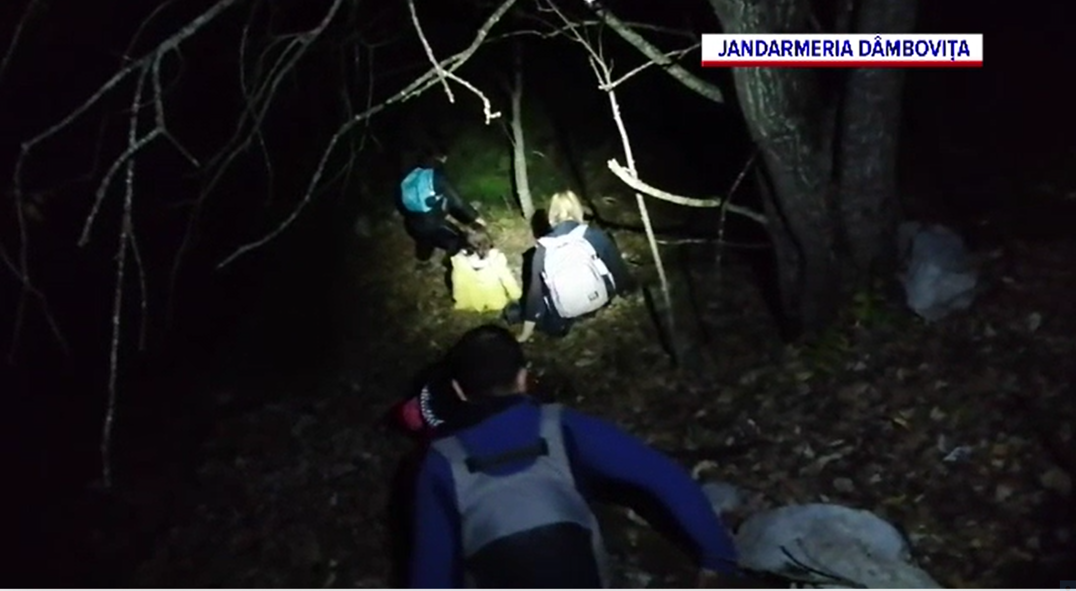 Șapte turiști, printre care trei copii cu vârste sub nouă ani, s-au rătăcit în Bucegi