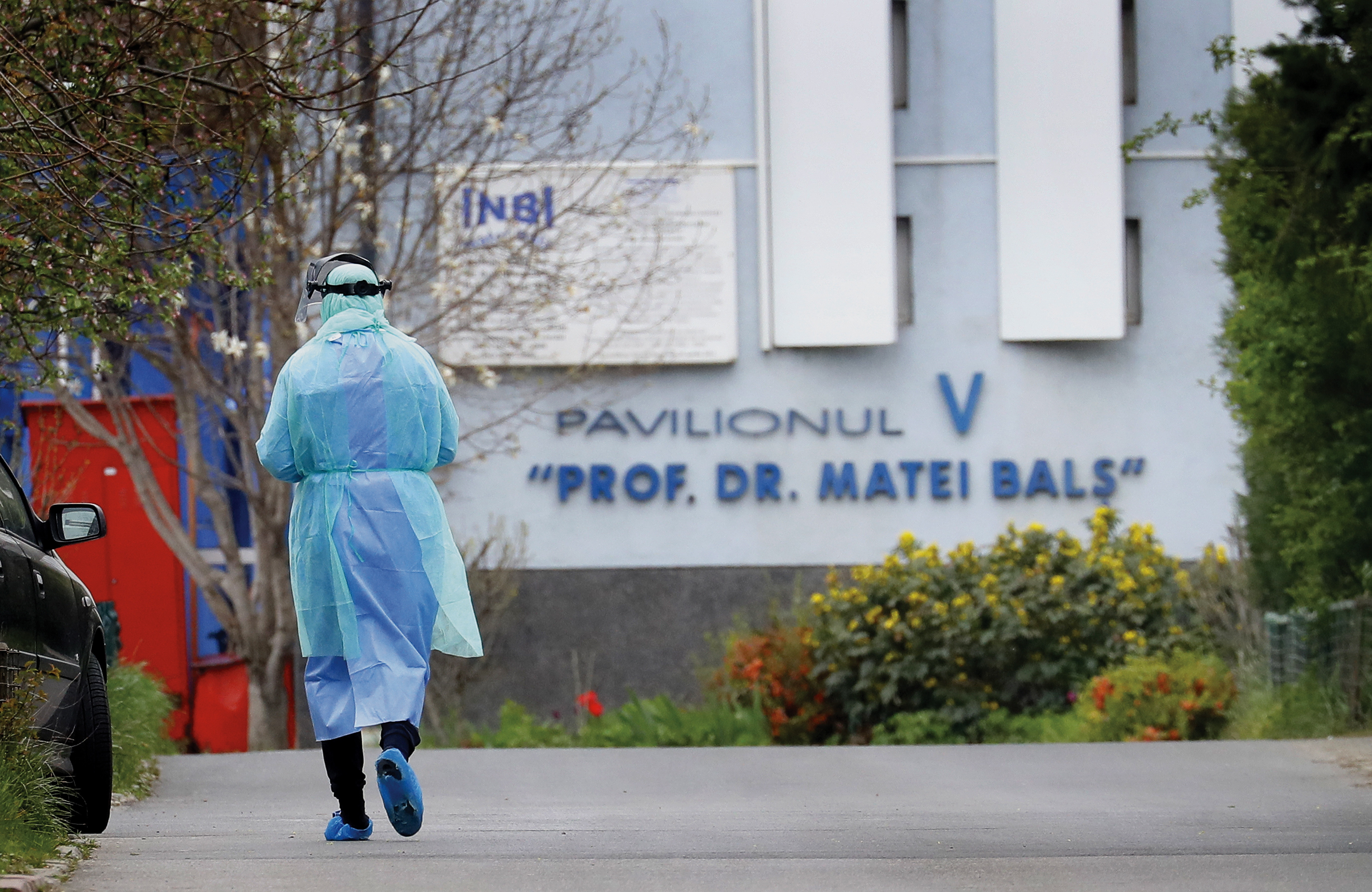 Încă 2 decese după incendiul de la Matei Balș. Bilanțul victimelor ajunge la 10