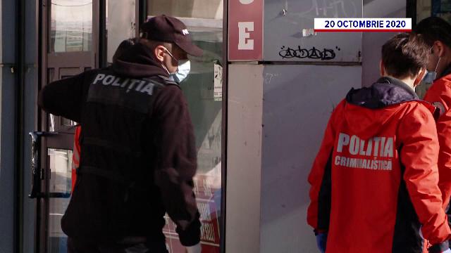 A fost prins bărbatul care a tâlhărit o casă de schimb valutar din Brașov. Câți bani mai avea din pradă