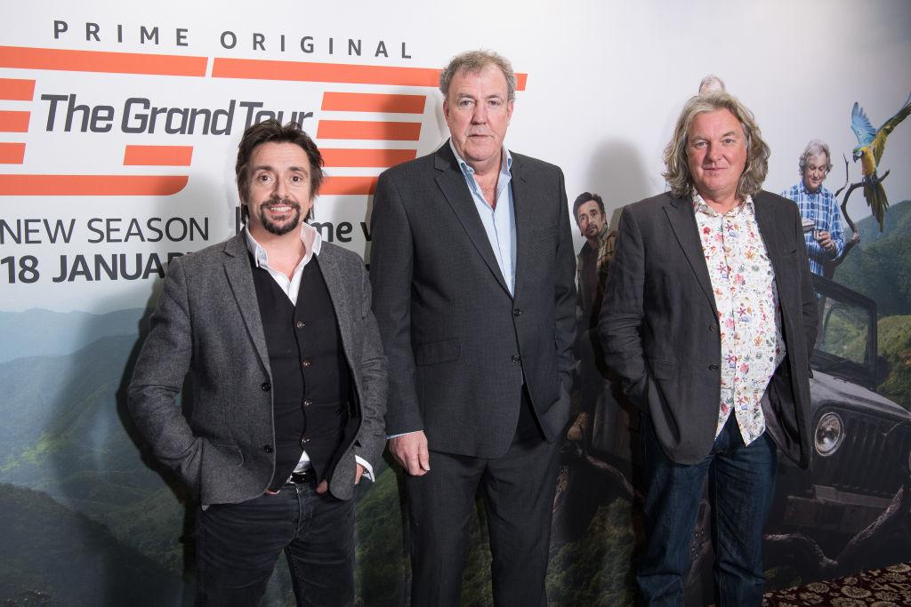 """Fostul prezentator """"Top Gear"""", Richard Hammond, obligat să-și vândă un Ferrari pentru a-și plăti chiria"""
