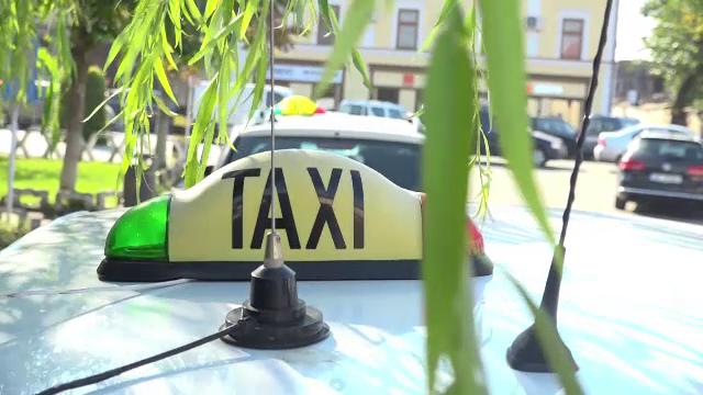 Un taximetrist a fost tâlhărit de 2 tineri, lângă Sebeș. I-au luat toţi banii din încasări