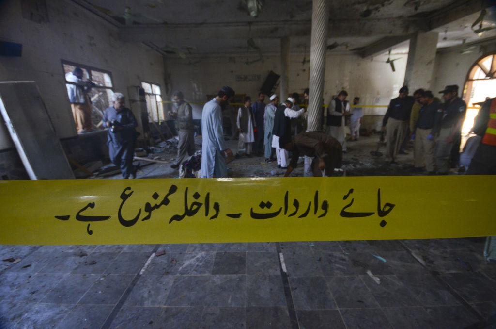 Atac terorist într-o școală islamică din Pakistan: 7 morți și zeci de răniți