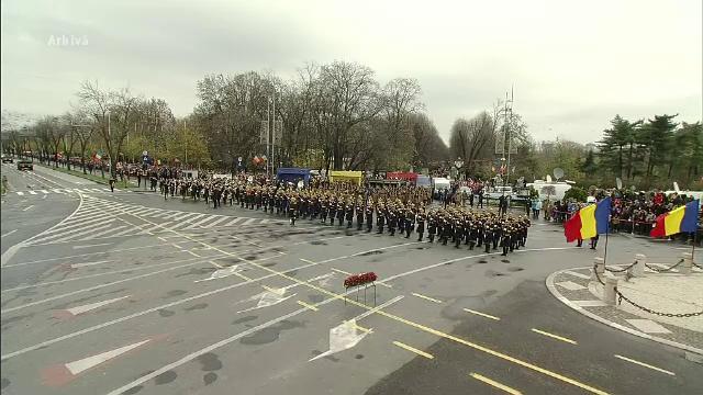 Ceremonie restrânsă, de Ziua Națională a României. Ce se va întâmpla de 1 Decembrie, la Arcul de Triumf