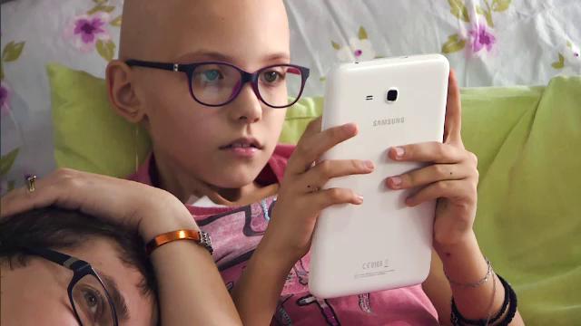 Copiii vindecați de cancer pornesc o campanie de strângere de fonduri pentru noul spital ridicat în București