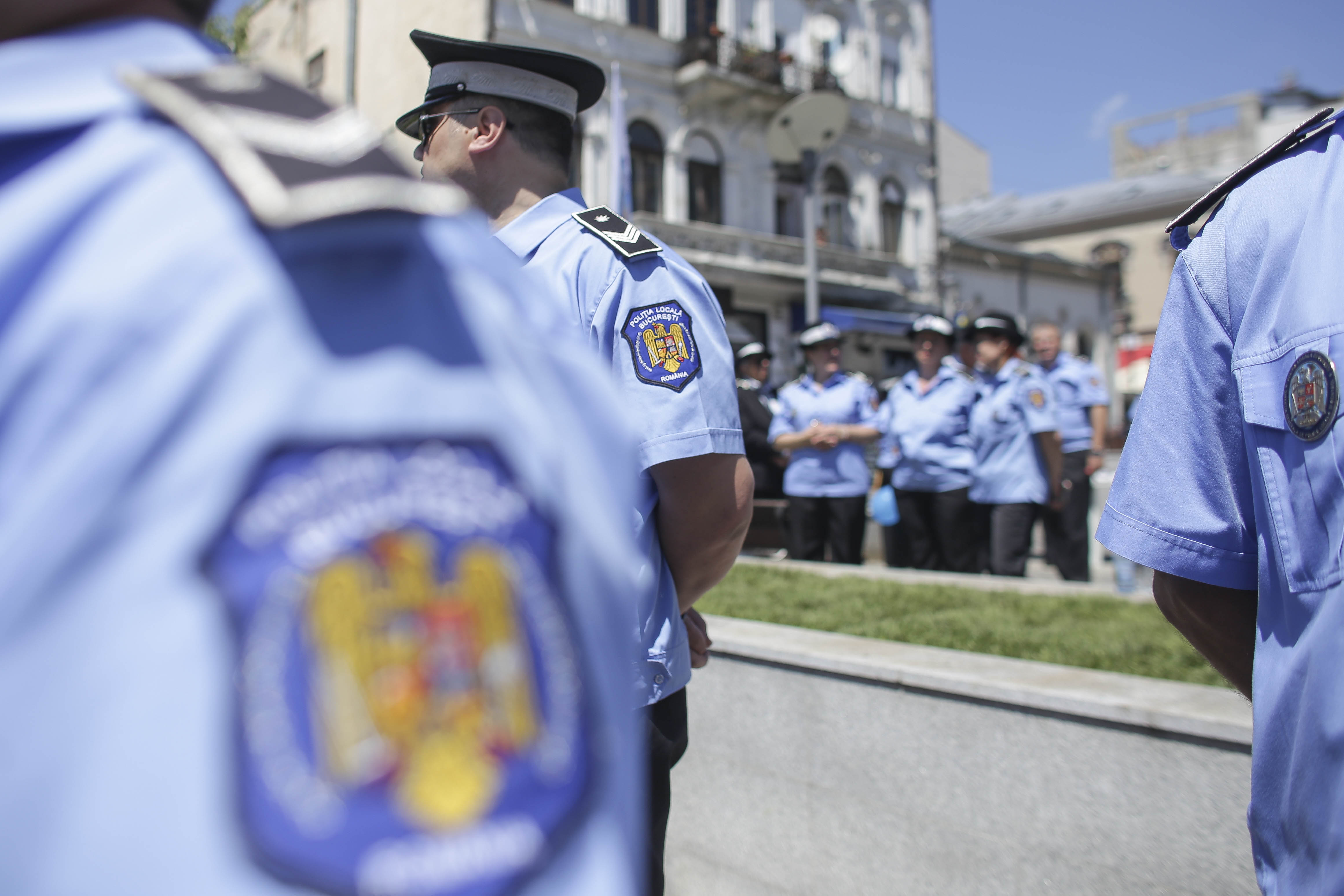 Proiect de Lege: Stimulent de risc de 2.000 de lei pe lună pentru poliţiştii locali