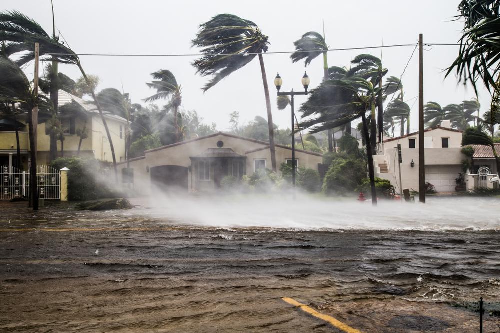 MAE a emis o avertizare de călătorie în SUA: alertă meteo pentru uraganul Zeta