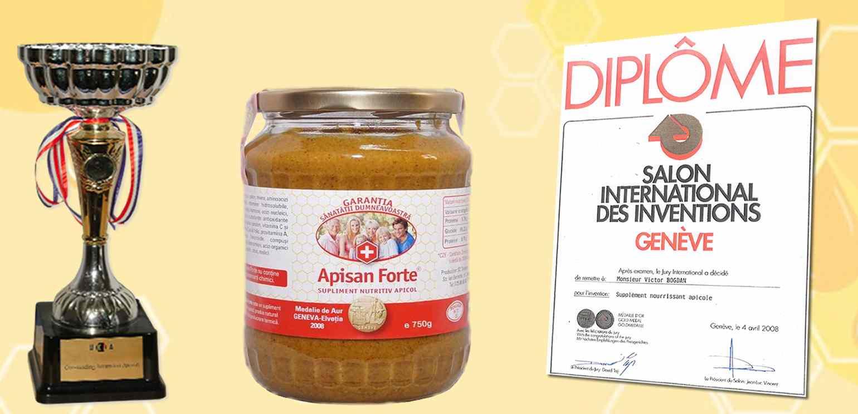 (P) Apisan Forte, cel mai bun produs apicol pentru imunitate