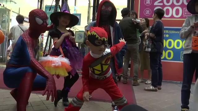 Cum a fost sărbătorii Halloween-ul în Taiwan, țară care nu mai are niciun caz de Covid-19 de 7 luni