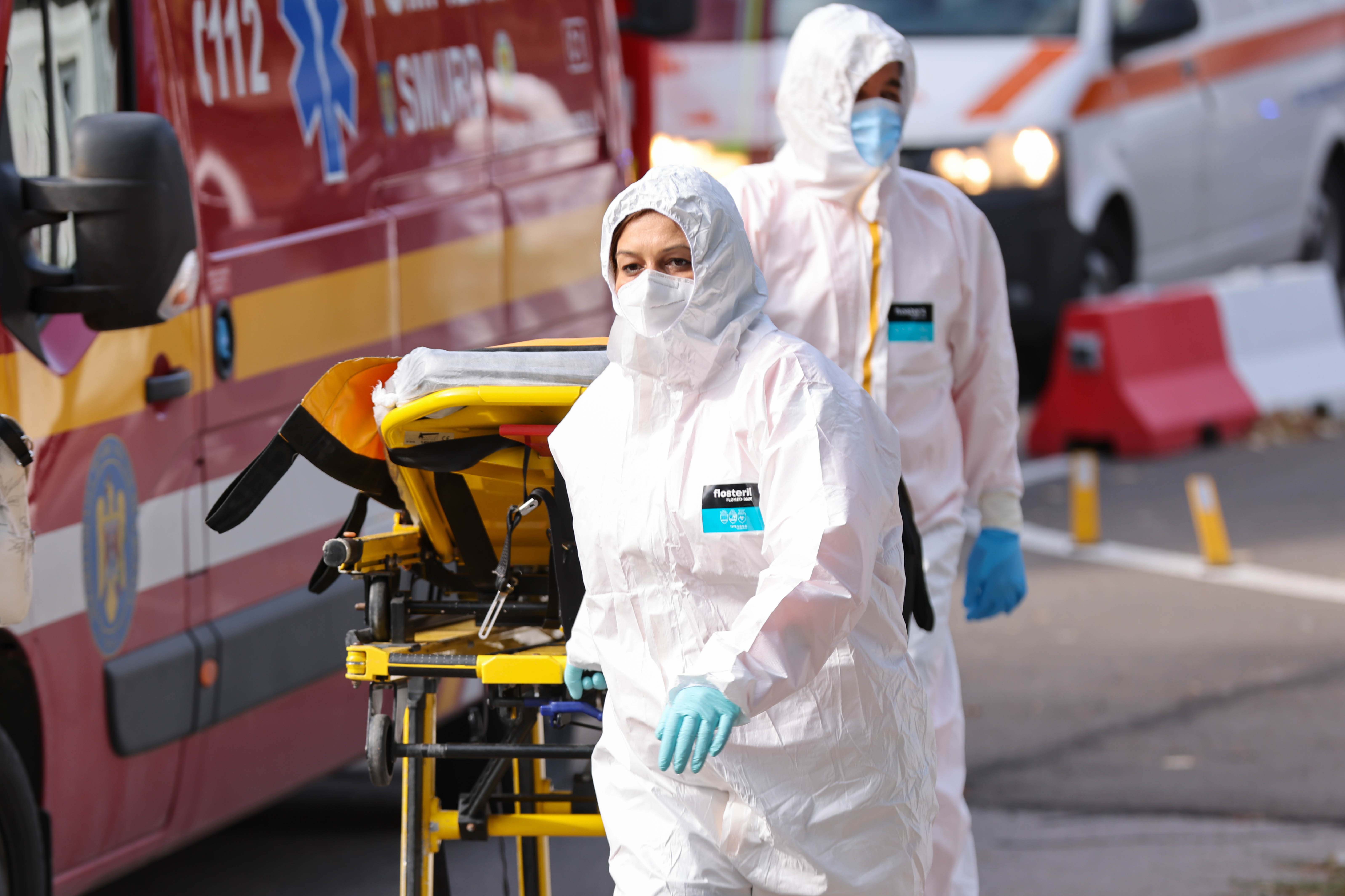 """Şeful ISU, după incendiul de la Spitalul de Boli Infecțioase Constanța: """"Au fost şi aici identificate nereguli"""""""