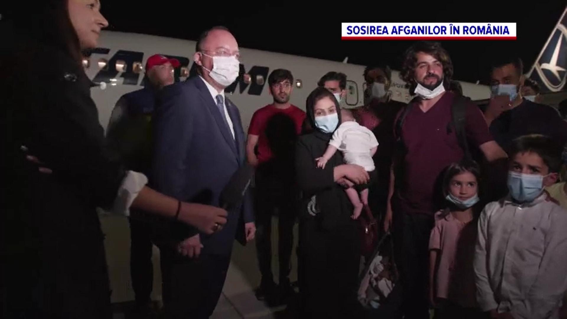 Campanie umanitară, declanșată de magistrații români, care vor să își ajute colegii salvați din Afganistan