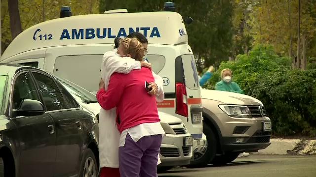 """Mărturiile dramatice ale rudelor pacienților decedați în incendiul din Constanța. """"O moarte așa de urâtă și cruntă"""""""
