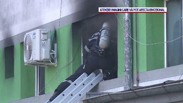 Doi bolnavi salvați din incendiul de la Constanța au murit. Prefectul susține că au decedat de COVID