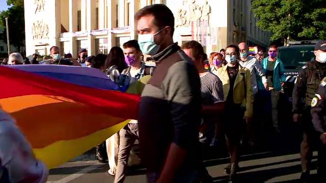 Scandal la marșul LGBT din Iași. Primarul Mihai Chirica, acuzat de discriminare