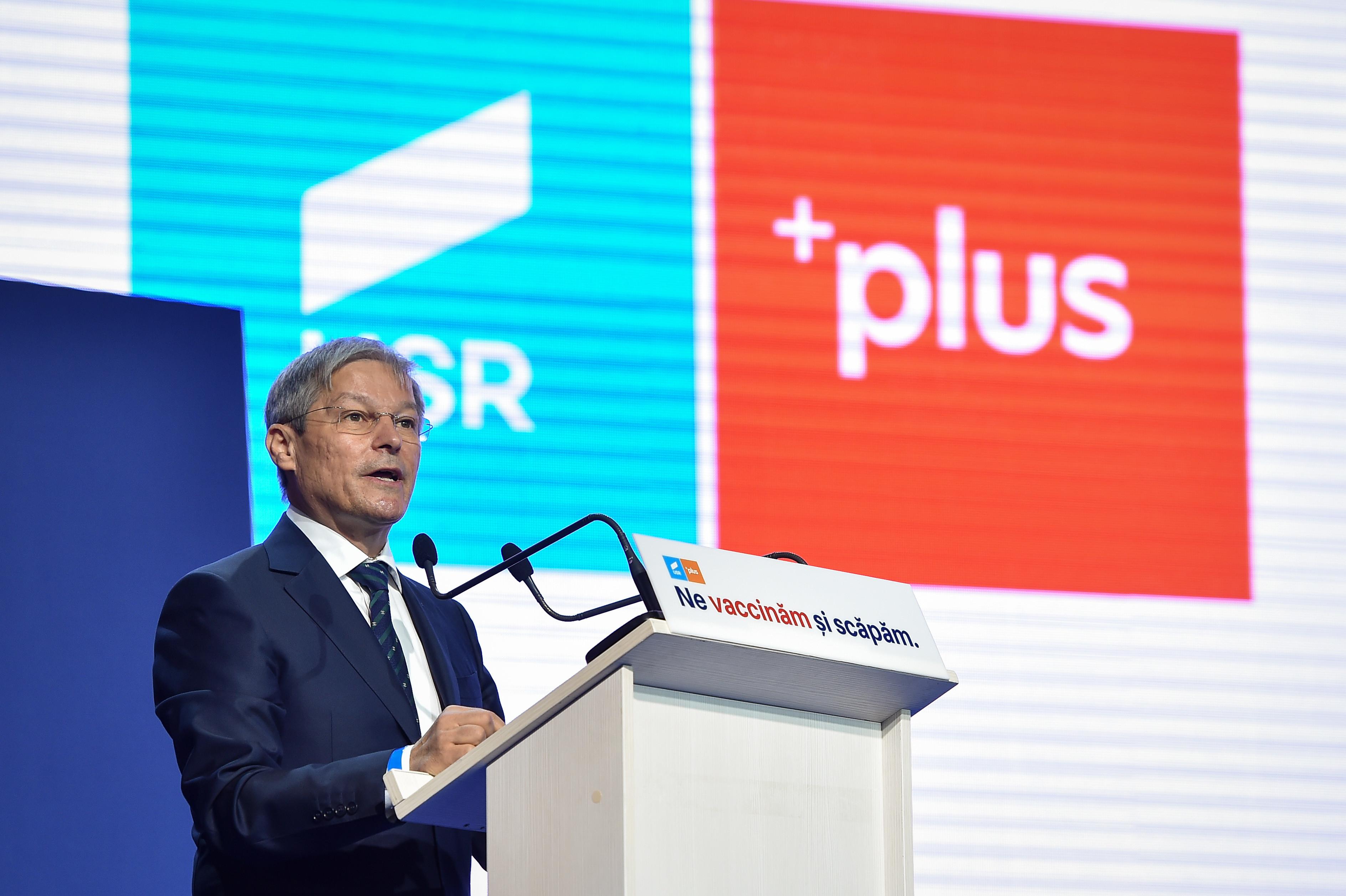 Cioloş: Pentru 2024 trebuie să ne propunem să câştigăm prezidenţialele şi parlamentarele