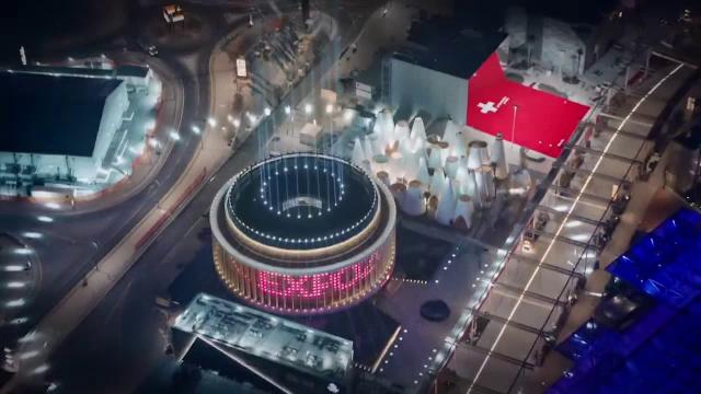 Prima expoziţie mondială organizată în Orientul Mijlociu. Cum arată complexul întins pe 440 de hectare