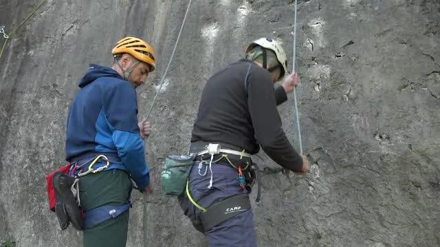 Reuniunea de Alpinism și Escaladă 2021, la Calcarele de la Ampoița:
