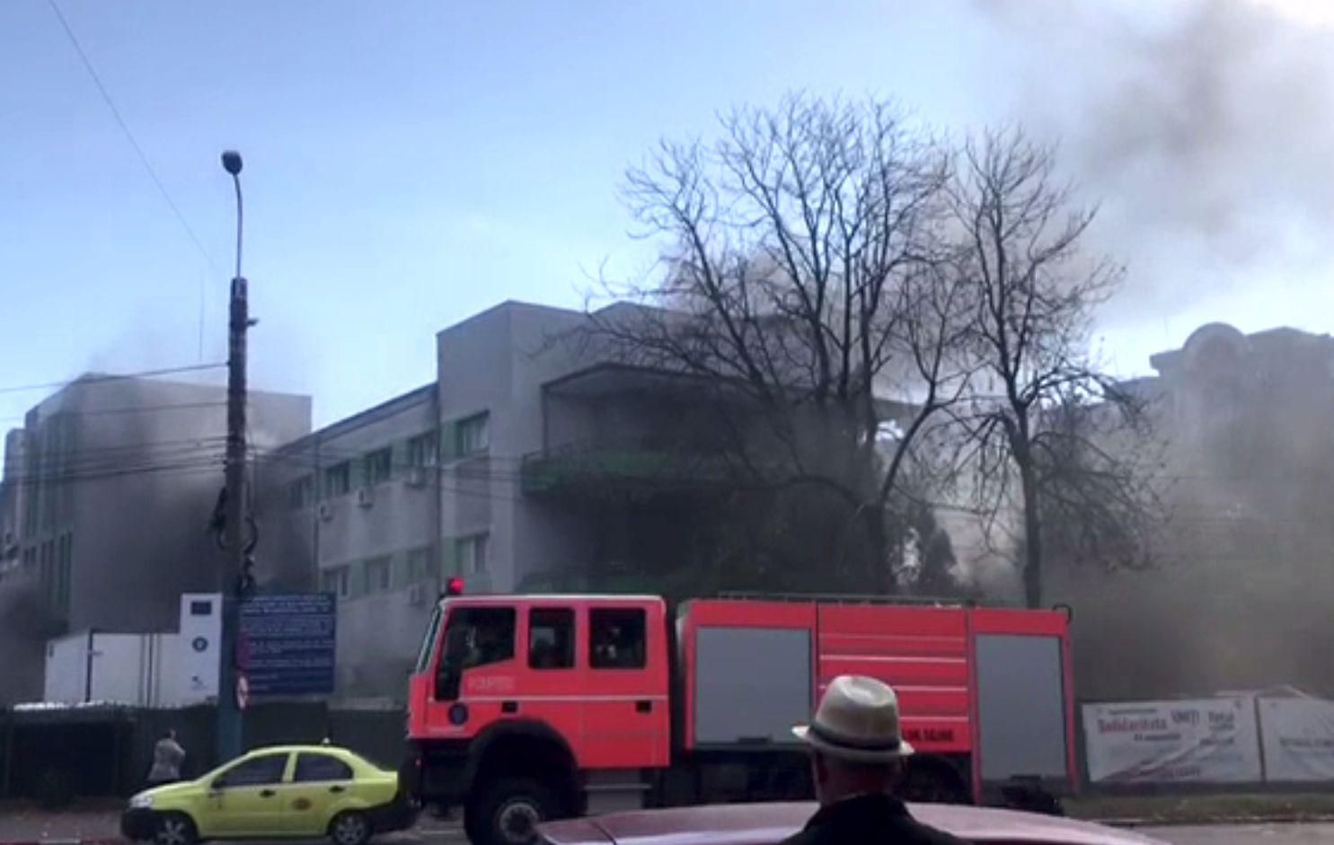 """Mărturii din infernul de la Constanța. Pompier, despre pacienți: """"Nu mai aveau aer, erau speriaţi"""""""